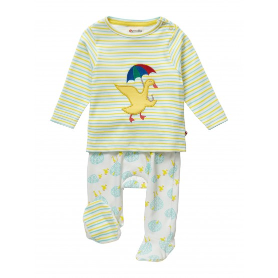 0f4361d0d12a Puddle Duck Print Baby Gift Set