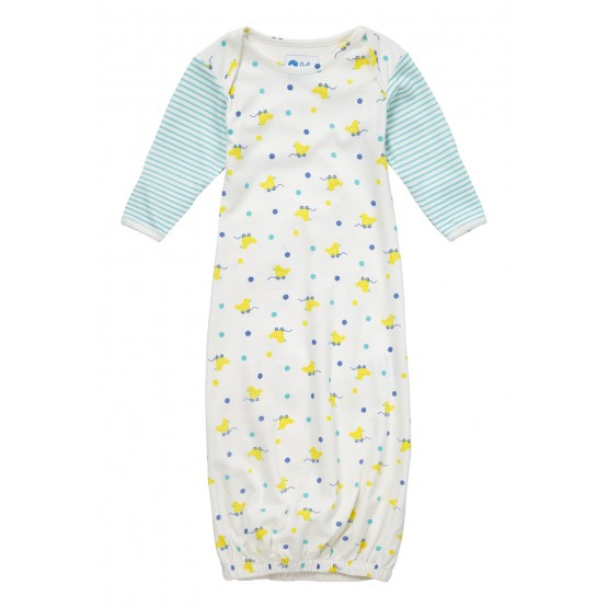 Toy Duck Baby Nightgown